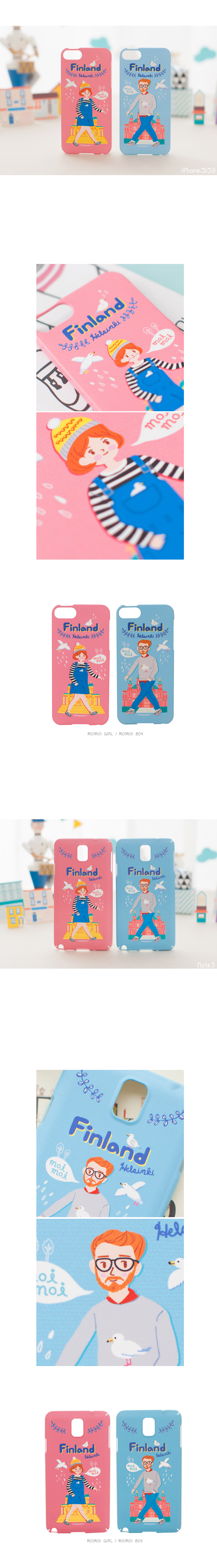[HAPPYMORI] Hard Case _ MoiMoi (iPhone5_5s,iPhone6,Galaxy S5,Galaxy S6,Galaxy S6 Edge)